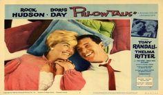 Jan Morrow (Doris Day), uma decoradora é obrigada a divider sua linha telefônica com o mulherengo Brad Allen (Rock Hudson), um compositor que passa a maior parte do dia conversando com mulheres enquanto trabalha em uma música.