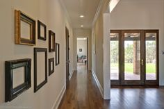 frame-entryway- simple and clean for small space