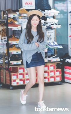 ab969cf7193 236 Best Irene Fashion images in 2018   Red velvet irene, Seulgi ...