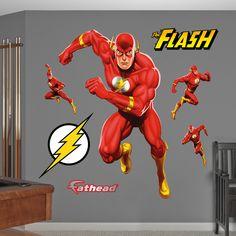 Flash Action - Fathead RealBig Wall Decal