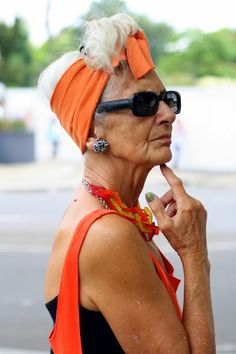 Style is ageless...