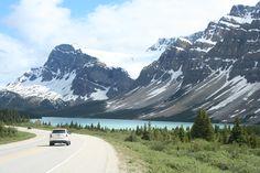 Beautiful drive-Calgary,Banff to Edmonton
