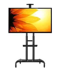Pin By Tvstandmounts On North Bayou Mobile Tv Cart Tv Stand With Tv