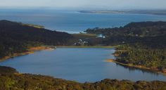 View from the Arataki Visitor Centre, Waitakere Ranges, Auckland, New Zealand