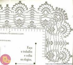 Crochet and arts: Crochet shawl