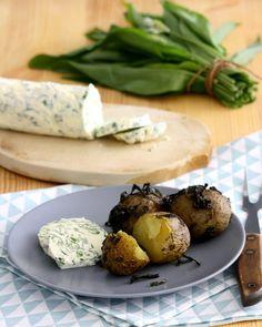 Baked Potato, Camembert Cheese, Dips, Potatoes, Baking, Ethnic Recipes, Food, Sauces, Potato