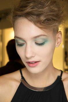Giorgio Armani maquillaje 2014