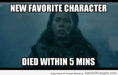 game of thrones favorite character vote