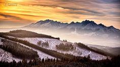 "Absolutely amazing"" High Tatras panorama #Slovakia"