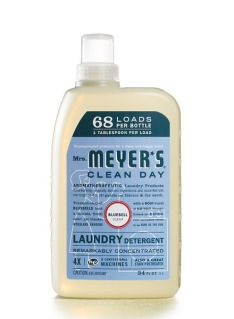 New Bluebell scent for Mrs. Meyer's Clean Day products. Wow it's awesome.