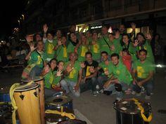 Splendida serata ieri con la Mao Branca street band alla Notte Bianca di Corso Amendola, Ancona !!!  https://www.facebook.com/maobrancastreetband
