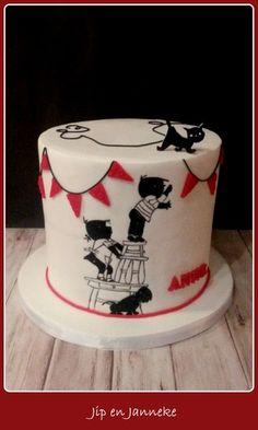 Jip en Janneke taart