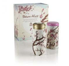 Teavana Sakura Allure Tea Gift Set At from Picsity.com. Care for some tea with your Sushi? This one is pretty good.