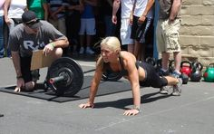 Rigor Gear athlete Crista Jorgensen! Show your support and re-pin!