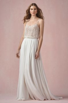 Pearl Tank (Unlined) 55620 | Brides | Willowby by Watters