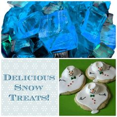 Frozen Birthday Party Food Ideas