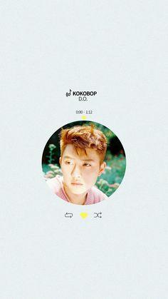 EXO Kyungsoo Wallpaper #KoKoBop #TheWarEXO © xo_pitapat