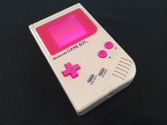 Custom Game Boy Modified DMG Nintendo Gameboy by modernnostalgic, $90.00