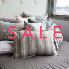 It's Sale Time! Find many of your favourite Eadie Cushions for only $59.95 (for a limited time) online now at www.eadielifestyle.com.au