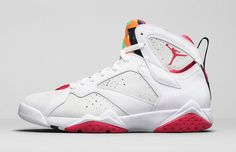 Air Jordan VII (7) Retro 'Hare' Release Reminder For Tomorrow 05/16/15 -Price $ 190