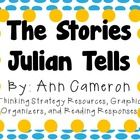 Everything you need for a complete literature study on The Stories Julian Tells by Ann Cameron!   There are many ways that you can use these resour...