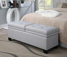 Pulaski Curtis Storage Upholstered Bed Bench, Trespass Ma... https://www.amazon.com/dp/B00U43434M/ref=cm_sw_r_pi_dp_x_.H1kybK5S9Y8D