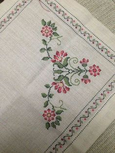 Thrilling Designing Your Own Cross Stitch Embroidery Patterns Ideas. Exhilarating Designing Your Own Cross Stitch Embroidery Patterns Ideas. Cross Stitch Letters, Cross Stitch Borders, Cross Stitch Rose, Modern Cross Stitch, Cross Stitch Flowers, Cross Stitch Designs, Cross Stitching, Cross Stitch Embroidery, Stitch Patterns