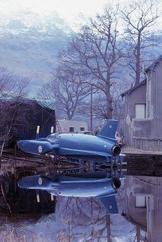 Bluebird K7, December 1966. © E Whitham