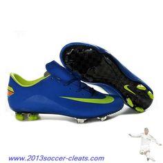Buy Nike Mercurial Vapor Superfly Iv FG Blue Green For Wholesale