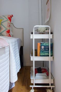 Amanda's California-Inspired New York Apartment