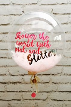 Confetti Balloons Branded for Corporate Events and Giant Balloons Delivered for Weddings Glitter Balloons, Bubble Balloons, Giant Balloons, Confetti Balloons, Bubbles, Glitter Fade Nails, Glitter Keys, Glitter Cardstock, Gold Glitter