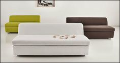 New Tank bedsofa by Vibieffe. http://www.vibieffe.com/bedsofas/2105.html