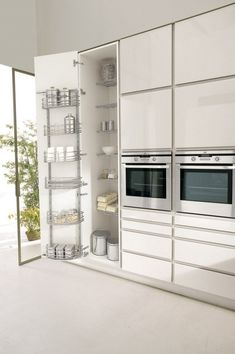 SWING-OUT PANTRY UNIT DOOR