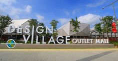Design Village Outlet Mall, Bandar Cassia