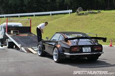 RB26 powered S30 Z at Rocky Auto