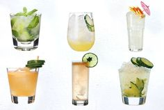 THE PERFECT SUMMER DRINKS!
