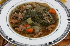 what to do with your turkey bones:  CrockPot Turkey and Wild Rice Soup Recipe (4-years ago flashback)