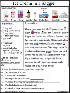 If you haven't tried this yet I highly recommend doing it with your kids. We have made it every year and the kids really have a great tim...