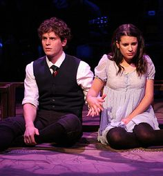 Spring Awakening! I was fortunate enough to see it when Lea Michele and Jonathan Groff originated the roles.
