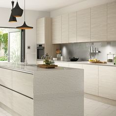 Our Flute Style Kitchen Is A Simple Flawless Design. With Itu0027s Seamless  Style And True