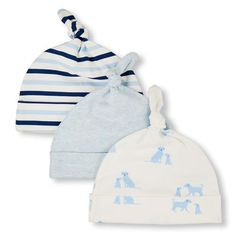 Keep baby warm and cozy with these family love-inspired hats! Big Fashion, Little Prices