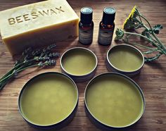 Once you start collecting medicinal herbs you'll want to do something with them! Here's How to Make an Herbal Salve plus a Mountain Rose Herbs giveaway!