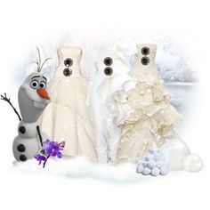 """Olaf"" by jess-d90 on Polyvore"