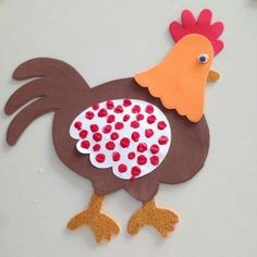 41 Best Chicken Craft Idea For Kids Images Chicken
