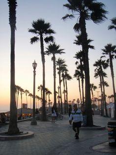 Hunington beach CA