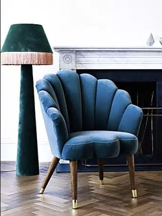 Learn more at the internet site press the link for even more info - bedroom armchair Blue Velvet Dining Chairs, Velvet Accent Chair, Blue Chairs, High Chairs, Accent Chairs, Blue Armchair, Velvet Armchair, Bedroom Armchair, Bedroom Bed