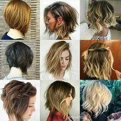 Latest Hairstyles, Summer Hairstyles, Bob Hairstyles, Haircuts, New Hair, Your Hair, Short Hair Cuts, Short Hair Styles, Mid Length Hair