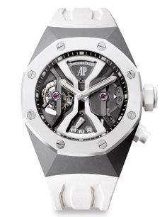The @Audemars Piguet Royal Oak Concept GMT #Tourbillon will be presented for the first time at the Salon International de la Haute Horlogerie 2014 #SIHH in #Geneva.