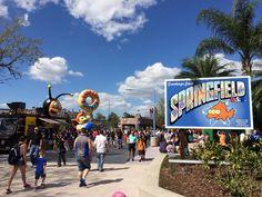 Ven a conocer Springfield Universal Studios - http://revista.pricetravel.com.mx/vacaciones/2015/06/12/springfield-universal-studios/