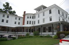 The Hotel Conneaut as she looks today